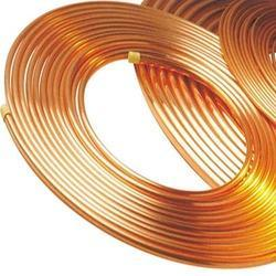 Copper Pipes from ASHAPURA STEEL & ALLOYS