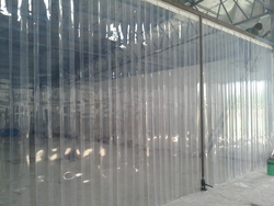 PVC Strip Curtains in UAE from SPARK TECHNICAL SUPPLIES FZE