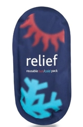 Relief Reusable hot/ cold pack from ARASCA MEDICAL EQUIPMENT TRADING LLC