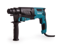 Makita Rotary Hammer (800W) + 13-Piece SDS+ Drill Bits and Chisel Set from AL FUTTAIM ACE