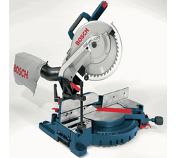 Bosch GCM 10J Mitre Saw (Blue, 2000W) from AL FUTTAIM ACE