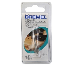 Dremel® Corner Rounding Router Bit 1/8th inch from AL FUTTAIM ACE
