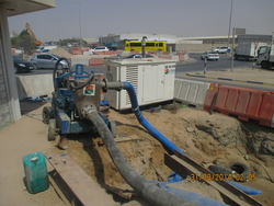 SEWAGE AND DRAINAGE PUMPS from RTS CONSTRUCTION EQUIPMENT RENTAL L.L.C