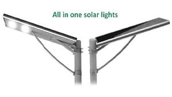 Integrated Solar Street Light(Lithium) from AVENSIA GENERAL TRADING LLC