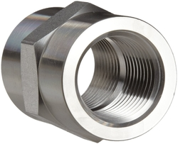 Stainless Steel Couplings from AHMED AL ZAABI STEEL FABRICATION L.L.C