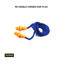 Reusable Corded Ear Plug Dubai from ORIENT GENERAL TRADING