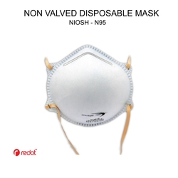 Disposable Dust Mask Duabi from ORIENT GENERAL TRADING