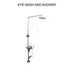 Eye Wash and Shower in dubai from ORIENT GENERAL TRADING