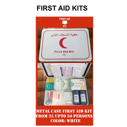 First Aid Kit in Dubai from ORIENT GENERAL TRADING