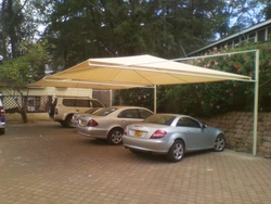 CAR Parking Shade from ABDUL JABBAR GENERAL CONTRACTING LLC