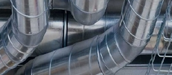 HVAC Duct Manufacturers in Dubai from RAPID COOL TRADING CO. LLC