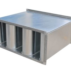 HVAC Duct Accessories in GCC from RAPID COOL TRADING CO. LLC