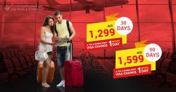 Visa Packages from CAB TRAVEL AND TOURISM LLC