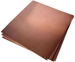 Copper Sheet & Plate from HITANSHI METAL