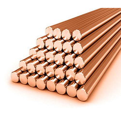 Copper Round Bar from HITANSHI METAL