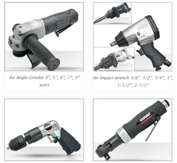 Air tools from AL MUHARIK ALASWAD W.SHOP EQUIP. TR