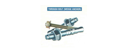 WEDGE ANCHOR suppliers in Qatar from MEP SOLUTION PROVIDER IN QATAR