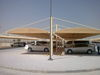 FANCE BARIERS CONSTPARKING SHADE TENTS from BAIT AL MALAKI TENTS & SHADES FX. +971553866226
