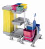 Cleaning Trolley from ABILITY TRADING LLC