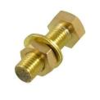 Brass Bolt in Dubai from SAFDARI TRADERS LLC -LARGST BOLT NUT STK IN UAE