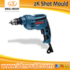 High Precision Two Shot Plastic Injection Molding  ...