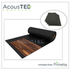 High density 5mm soundproof rubber underlay