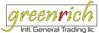 icing sugar from GREENRICH INTL. GENEREL TRADING LLC