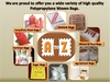 used jumbo bags from ATOZ TEXTILE MILLS LTD
