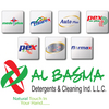 glass from AL BASMA DETERGENTS & CLEANING IND LLC.