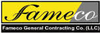 CONTRACTORS GENERAL from FAMECO GENERAL CONTRACTING CO. ( L.L.C.)