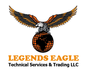 chillers / cooling towers from LEGENDS EAGLE TECHNICAL SERVICES & TRADING LLC
