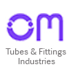 duplex steel pipe tee from OM TUBES & FITTING INDUSTRIES