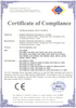 Magnetic lock/electromagnetic lock CE certificatio