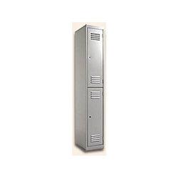 STAFF LOCKERS, steel Lockers, two door 042222641