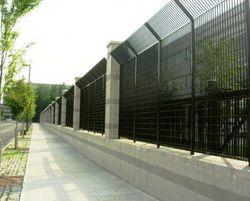 Temporary Project Fencing Fence Suppliers Boundary Contractors Company in UAE Dubai RAK Oman Africa Iran Iraq Jordan Algeria Qatar