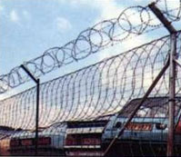 High Security Chain-link, Wire Mesh, Welded Mesh Panel, Razor Barbed Wire Coil Fence Suppliers Fencing Contractors for Airports, Power Plants, Borders, VIP Installations, Jails, Confinement Cells, Ports, Army, Military Installations, Critical Infrastructu