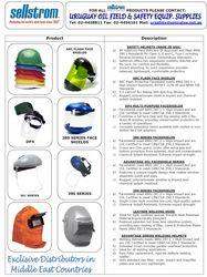 Helmet & Faceshield (Sellstrom Mfg. Co., USA)
