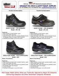 Safety Shoes (Allen Cooper)