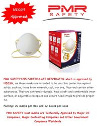 N95 NIOSH Appoved Dust Mask (PMR SAFETY)