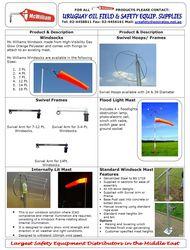 Windsocks (McWilliam Technology, UK)
