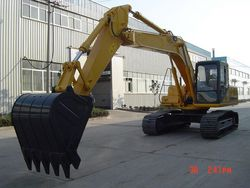 EXCAVATOR ON RENT - UAE- ABU DHABI from WESTERN HEAVY