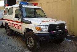 Ambulance Conversion in Dubai