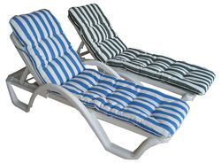 Sunlounger Cushion for pool water proof 042222641