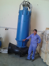 LEO SUBMERSIBLE ELECTRIC PUMP