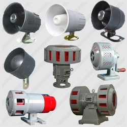 ELECTRICAL SIREN SUPPLIERS IN UAE