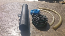 Cidat wire reinforced rubber suction hoses(Italy)