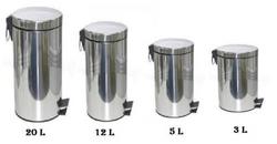 Steel Pedal Bins