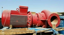 Armstrong high flow pump (USA)