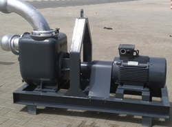 Varisco STR-Sewage surface pumps - solids 75mm