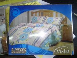 BED SHEET tulip for staff cor camp 04-2222641